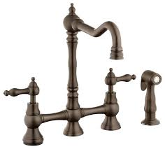 antique bronze kitchen sink faucet image faucets ideas brushed rubbed