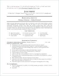 Retail Pharmacist Resume – Sapphirepartners