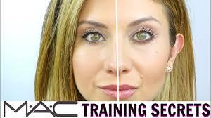 mac secrets revealed eyeliner techniques to alter the eye shape