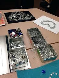 preschool art table. Preschool Art Table Metal Provocations To Create Transient Activities S