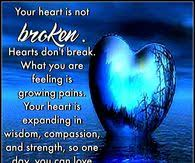 your heart is not broken