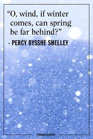 Beautiful Winter Quotes Best of 24 Best Winter Quotes Cute Sayings About Snow The Winter Season