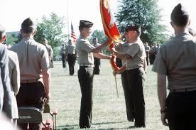 Lgen Ernest T Cook Jr Right Commanding General Marine