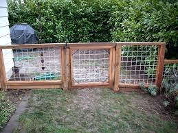wood frame wire fence beautiful ideas how to build a wood and wire fence galvanized wire