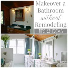 cheap bathroom makeover. Wonderful Makeover And Cheap Bathroom Makeover