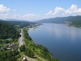 Россия река Енисей ее описание и красивые фотографии
