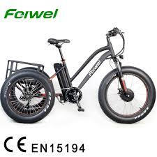 China <b>48V500W</b> Three Wheels <b>Electric Bike</b> - China Three Wheel ...