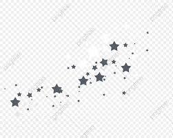 無料ダウンロードのための白黒の灰星 星 黒い 白いpng画像素材