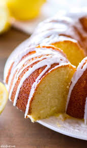 Easy Lemon Bundt Cake Recipe A Latte Food