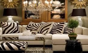 living rooms taupe gray black cream ivory sectional sofa zebra rug room