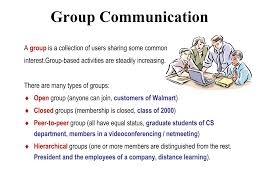 Ppt Group Communication Powerpoint Presentation Id 6724481