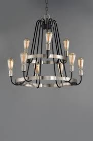 haven haven 9 light chandelier