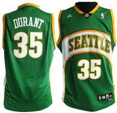 35 youth Clothing Major Big - Swingman Durant 36 Sonics Tall Mlb Australia Popular Kevin Jersey 49 And League Green Baseball Jerseys Seattle