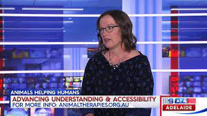 Dr Susan Hazel from Animal Therapies Ltd chats with Channel 9 Adelaide -  YouTube