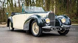 Another exact replica of a bugatti classic: 1939 Bugatti Type 57 Cabriolet Classic Driver Market
