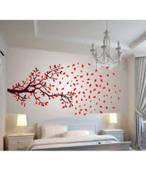 Small Picture StickersKart abstract PVC Multicolour Wall Stickers Buy