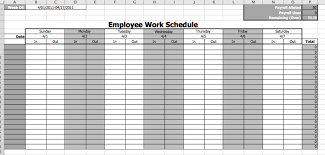 employee schedules templates work schedule template weekly schedule template all form templates