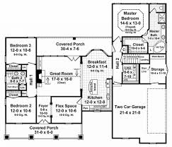1 Open House Plans Under 2200 Sq Ft 2 Story House Plans 2200 2200 Square Foot House Plans