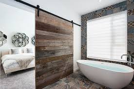 bathroom tile trends. View In Gallery Recycled-wood-matching-tile-1.jpg Bathroom Tile Trends