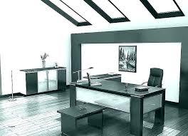 Contemporary Home Office Design Custom Modern Home Office Furniture Computer Office Desk Modern Office