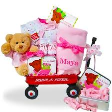 the all wele personalized basket wagon