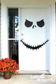 Jack Skellington Decorations Halloween Jack Skellington Door With Free Printable Jack Skellington And Doors