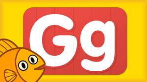 letter g alphabet surprise turn learn abcs learn letter g youtube