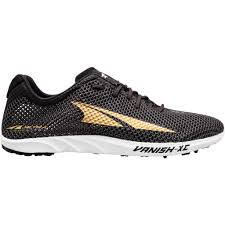 Altra Vanish Xc Running Shoe Black Gold