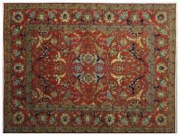 12 x 15 area rug new area rug rust red fl hand knotted t area 12 x 15 area rug