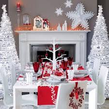 red and white table decorations. Adorable Christmas Table Decorations 13 Ideas Red And White E