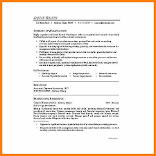 17+ Microsoft Office Template Resume | Richard Wood Sop