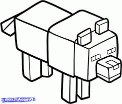 Small Picture Coloring Minecraft antonellocossucom