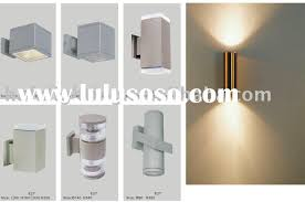 gallery of exterior fixtures up down wall light nice ideas