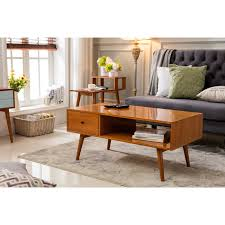 shop porthos home bowie midcentury coffee table on sale free shipping today overstockcom 12247745 mid century end table u68