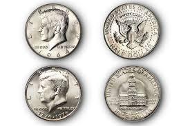 Kennedy Half Dollar Mintages 1964 Date