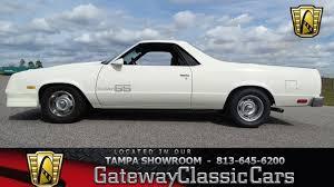 802 TPA 1987 Chevrolet El Camino Choo Choo Custome 5.0L V8 TBI OHV ...