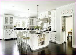 white paint for kitchen cabinetsPainted White Kitchen Cabinets Cabinet White Square Rustic Wooden