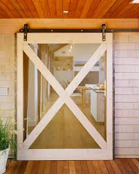 barn style front doorbarn styles with trim and barn doors hall traditional and bronze