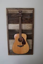 25 best ideas about guitar wall hanger on