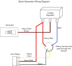 gm generator wiring diagram gm image wiring diagram amp gauge wiring diagram 57 ford generator wiring diagram on gm generator wiring diagram