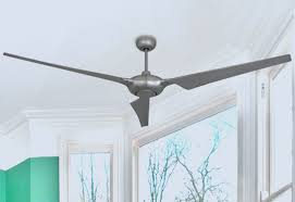 indoor outdoor brushed nickel ceiling fan with remote control