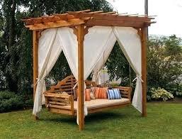 diy outdoor swing diy outdoor swing ideas