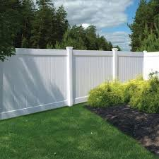vinyl fence panels home depot. Incredible Home Depot Vinyl Fence Panels Veranda Linden 6 Ft H X 8 W White Pro Privacy S