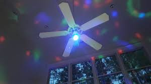 disco ball ceiling fan best with light designs regarding contemporary home prepare bedroom for full size