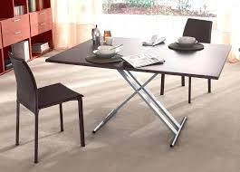 coffee table that turns into dining table stylish convertible coffee dining table coffee table extends to