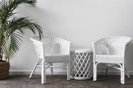 white wicker chair. White Wicker Chairs Chair