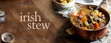 Irish Stew, al estilo español, cocinado en Inglaterra 1
