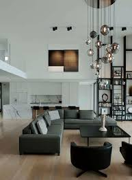 collect this idea contemporary gray l shaped lighting for high ceilings how to decorate interiors with