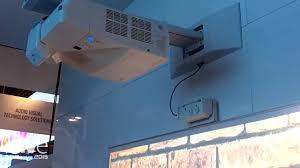 InfoComm 2015: <b>NEC</b> Details <b>UM351W</b> Ultra Short Throw Projector ...