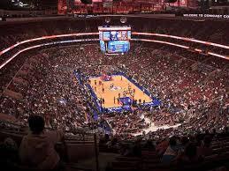 Philadelphia 76ers Upper Seats 76ersseatingchart Com